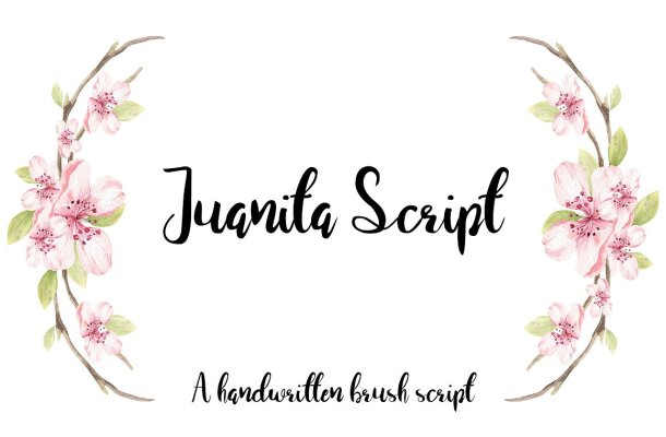 Juanita Script Font Free