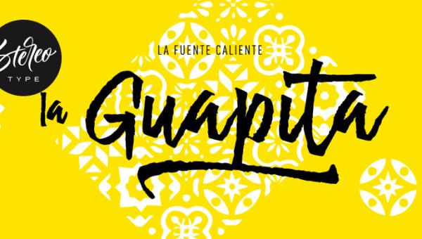 La Guapita Font Free