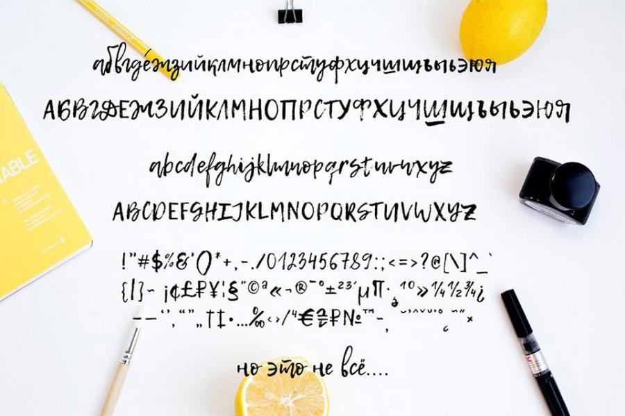 lemon-tuesday-handwritten-font-2