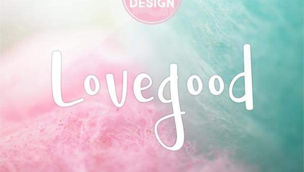 Lovegood Font Free