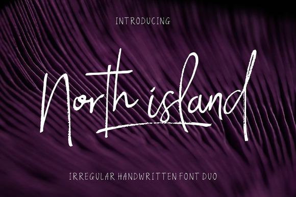 north-island-font-duo