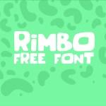 RIMBO Font Free
