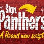 Sign Panters Script Font Free