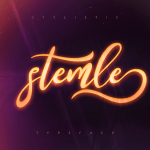 Stemle Stylistic Font Free