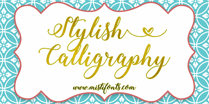 stylish-calligraphy-demo-font-created-in-2015-by-mistis-fonts