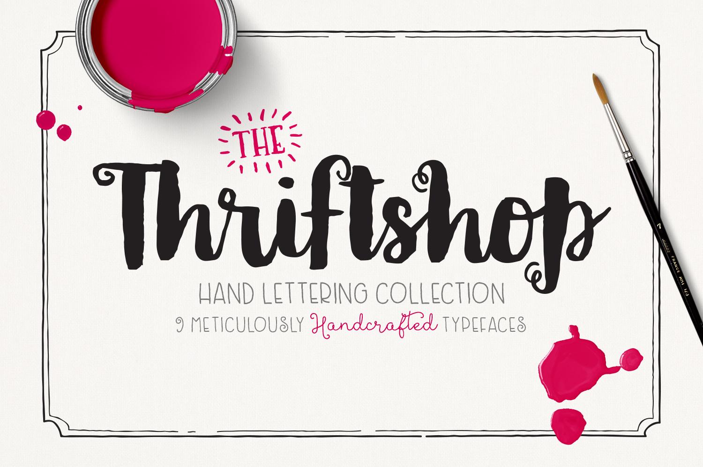thriftshop-monoline-script-and-sans