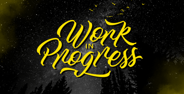 Work In Progress Font Free