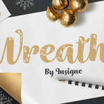 Wreath Font Family Free