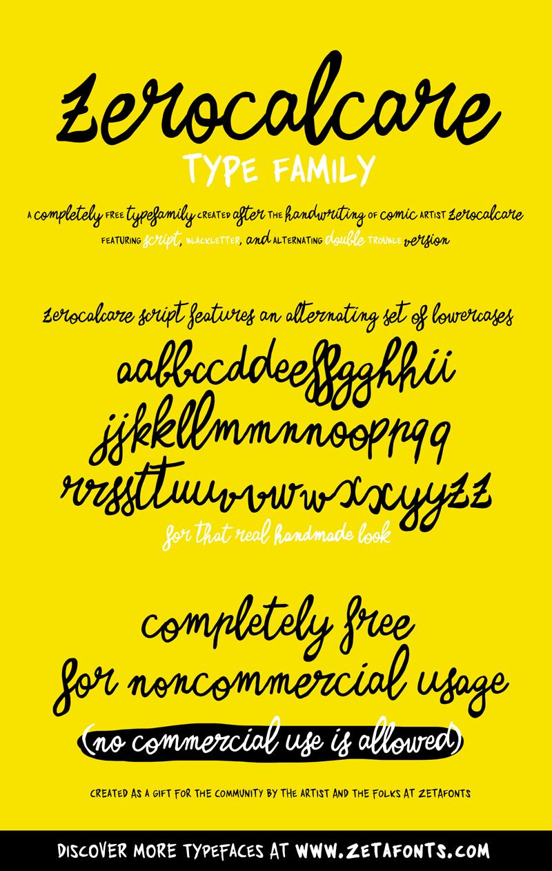 zerocalcare-script-fontzerocalcare-script-font