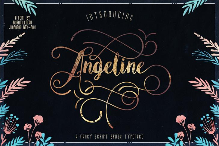 Angeline-Vintage-font