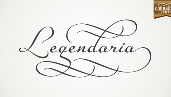 Legendaria Font Family