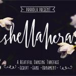 Shellahera Script Font Free