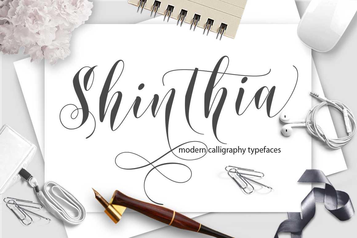 shinthia-script-preview