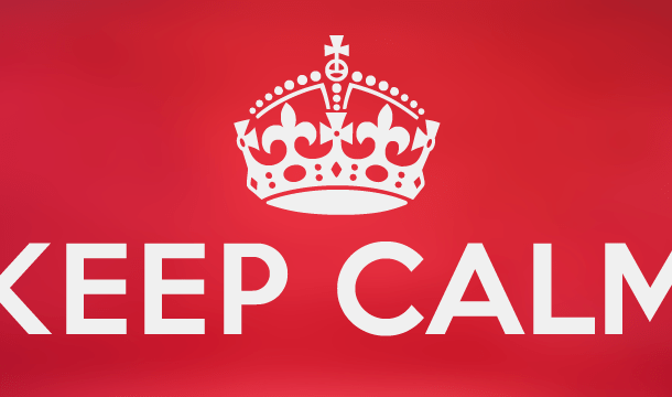 Keep Calm Font Free Download