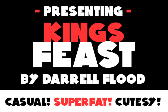 Kings Feast Font Free Download