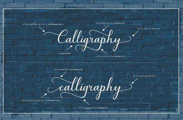 Bluebell Script Font Free Download