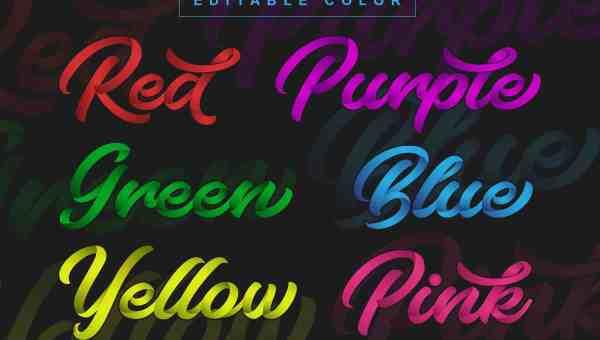 Bluesky Script Font Free Download