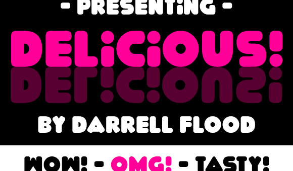 Delicious Font Free Download