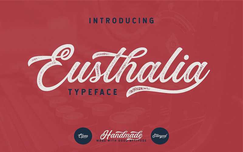 eusthalia-script-font1