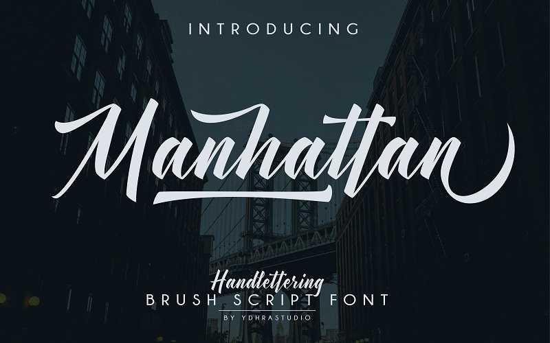 manhattan-script-font1