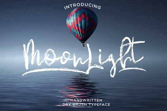 Moonlight Font Free Download