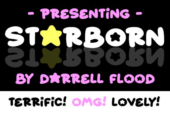 Starborn Font Free Download