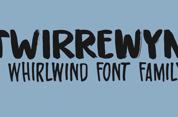 Twirrewyn Font Free Download