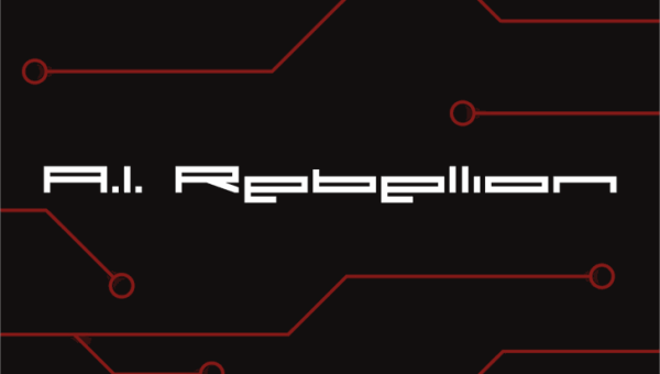 A.I. Rebellion font