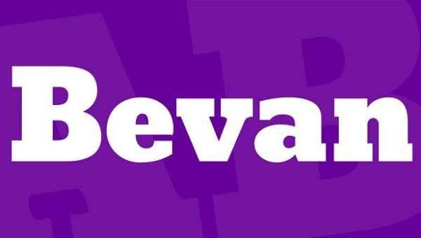 Bevan Font