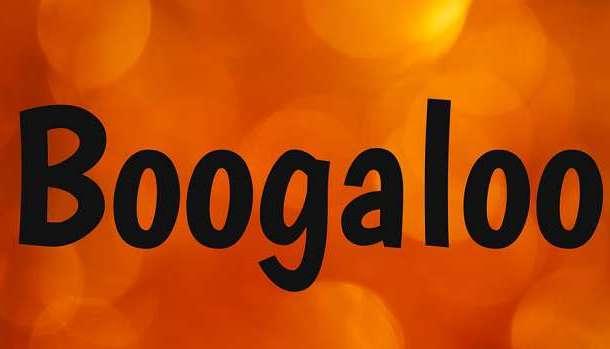 Boogaloo Font