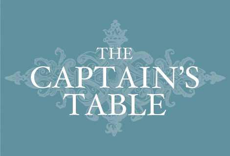 Captain's Table font