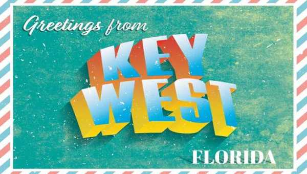 Key West font
