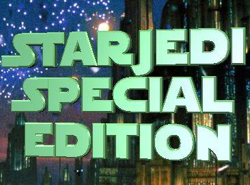 StarJedi Special Edition font