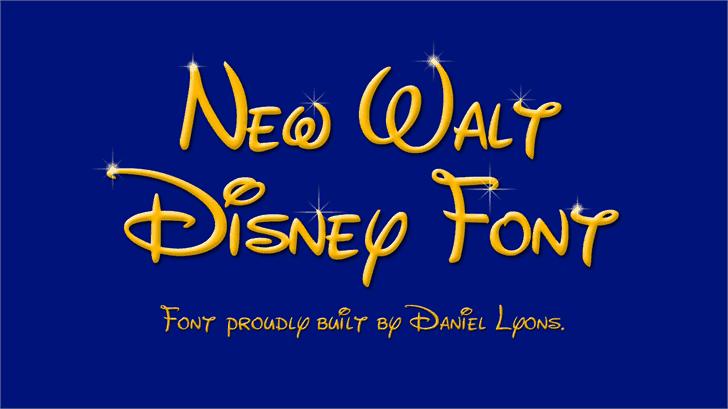 New Waltograph font - Dafont Free