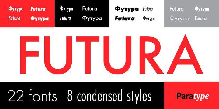 futura pt light font free download