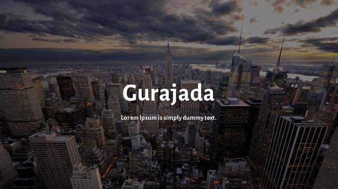 Gurajada