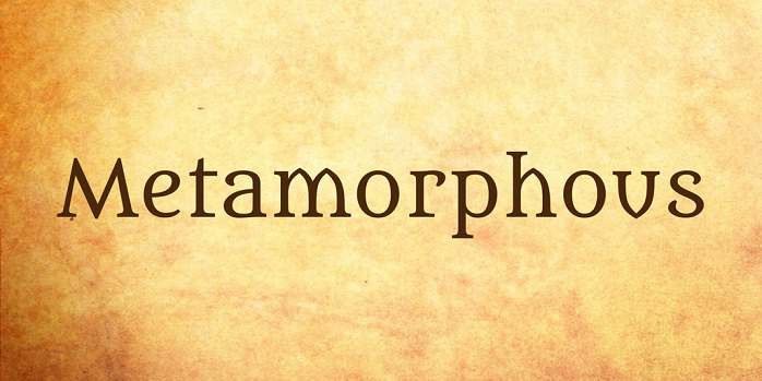 Metamorphous
