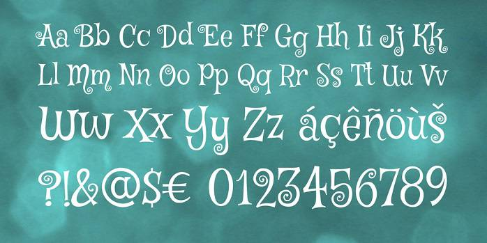 Mystery Quest Font-1
