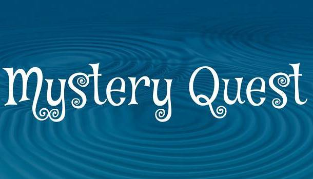 Mystery Quest Font