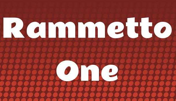 Rammetto One Font