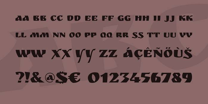 Ruslan Display Font-1