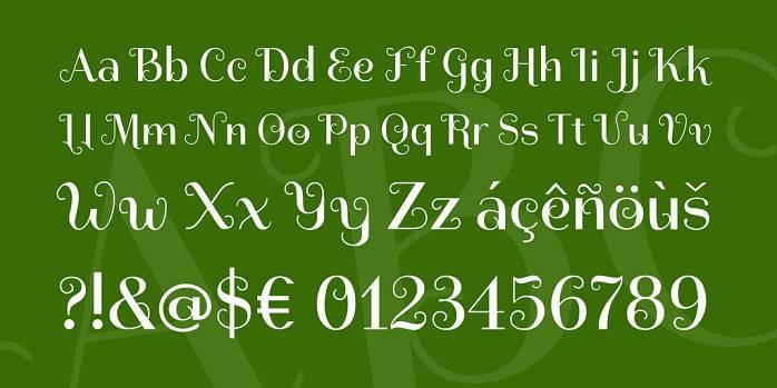 Spirax Font-1