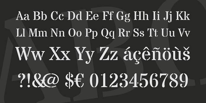 Stardos Stencil Font Family-1