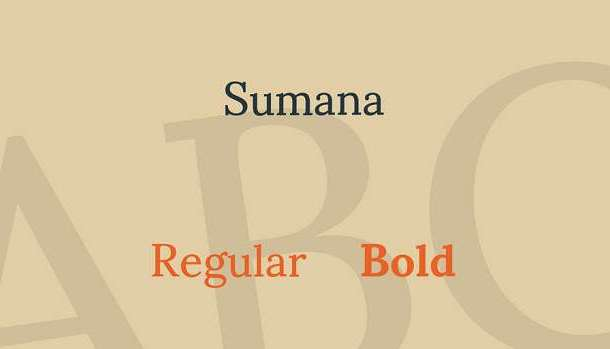 Sumana Font