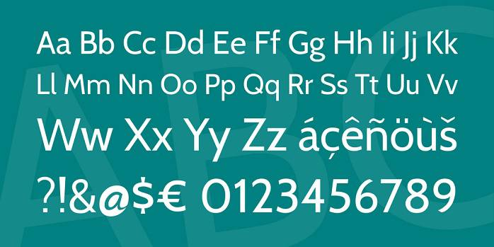 Cabin Font Family-1