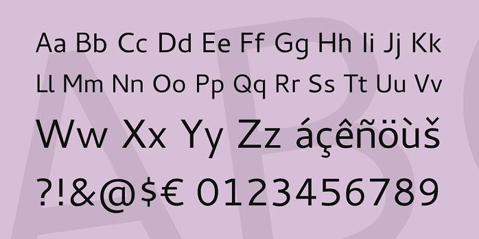 Cantarell Font Family-1
