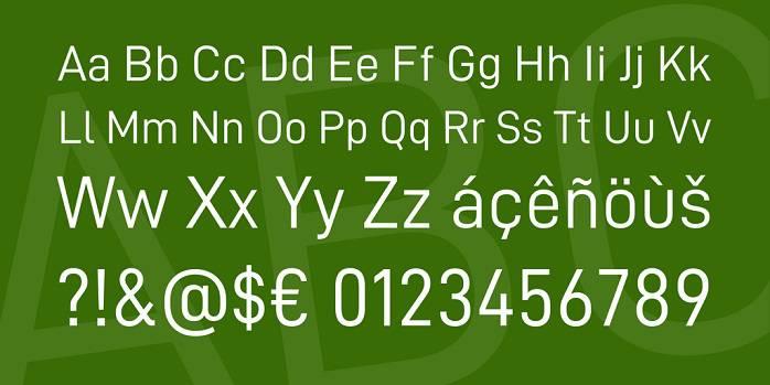 D-DIN Font Family-1