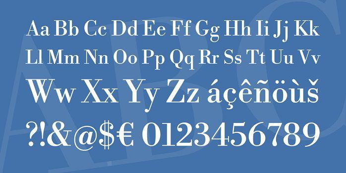 Libre Bodoni Font Family-1