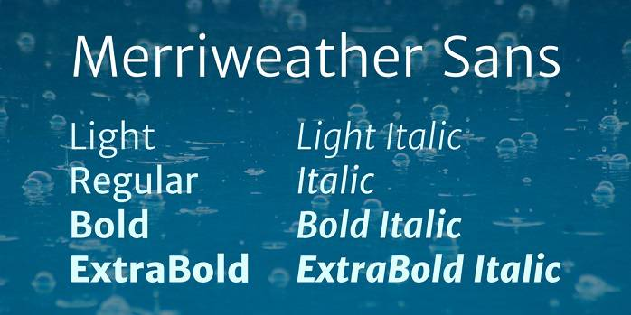 Merriweather Sans Font Family_compressed