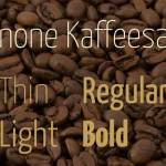 Yanone Kaffeesatz Font Family